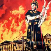 The Great Fire of Rome. July 19, 64 AD.